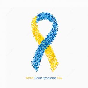 Símbolo síndrome de down