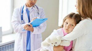 Bronquite infantil