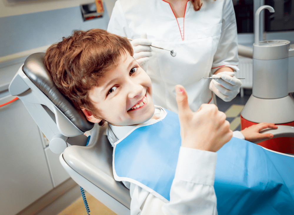 Como evitar cárie nas crianças