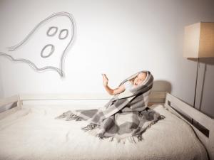 Falta dos pais na hora de dormir