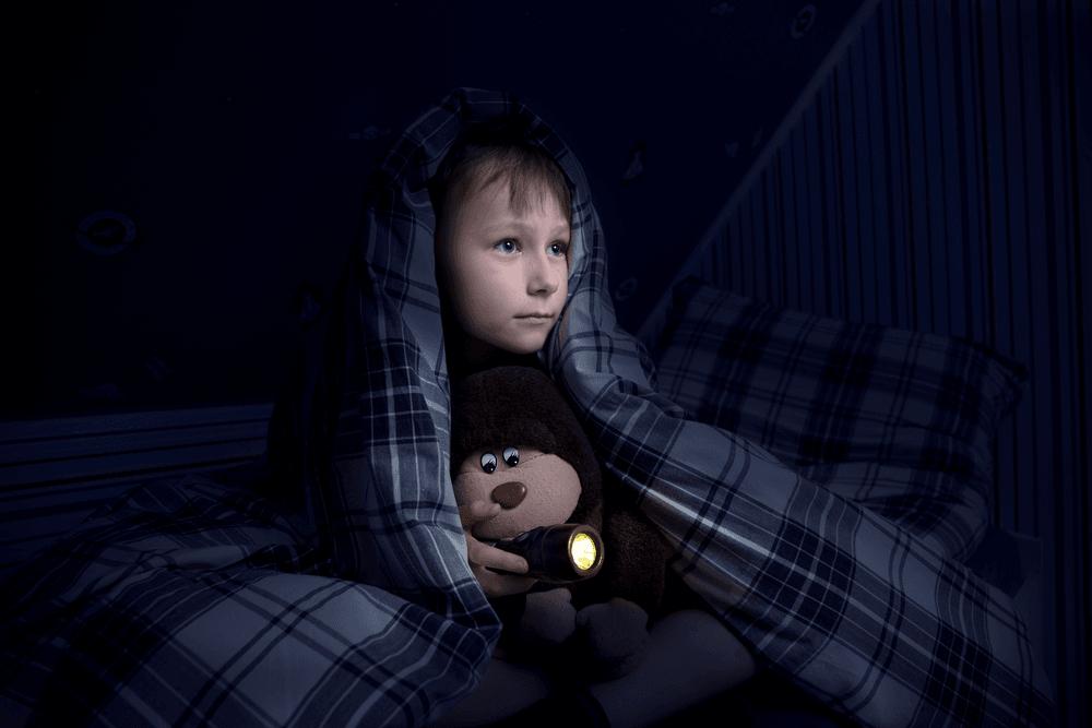 Como lidar com o medo infantil - O que eu faço? 4