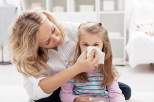 Gripe em crianças - Conheça tudo para tratar e previnir 3