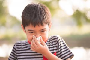 Sinusite na infância