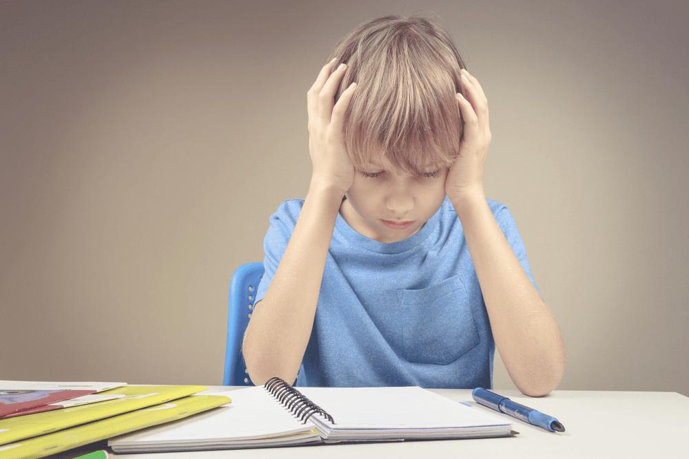 Como lidar com a dificuldade de aprendizagem do meu filho 3