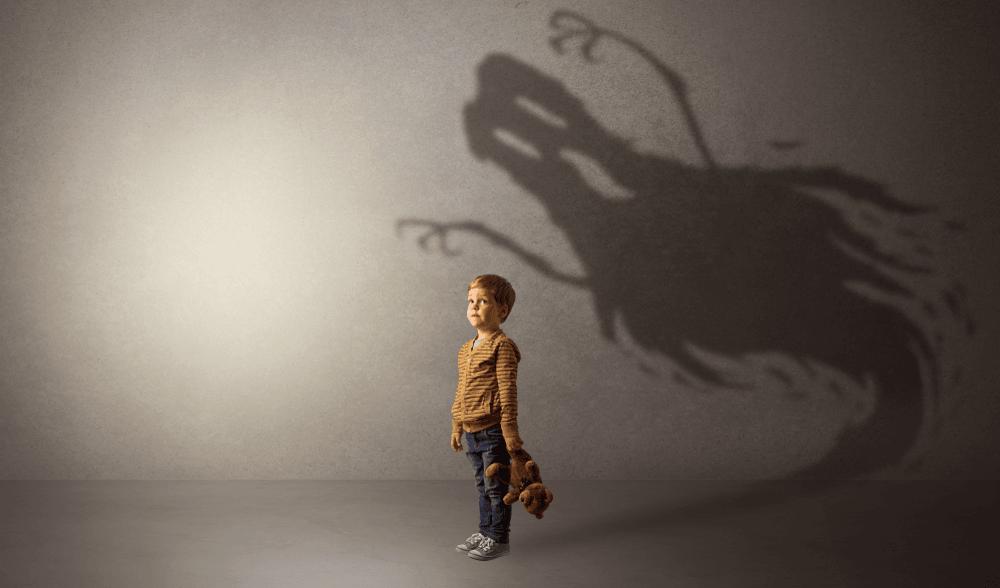 Como lidar com o medo infantil - O que eu faço? 2