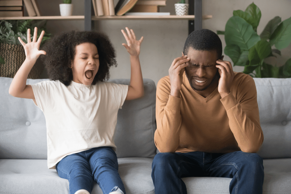 Como agir se a criança não obedece? 6